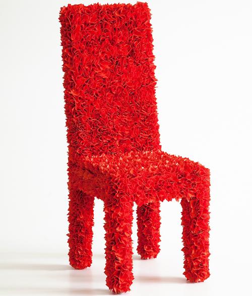 E la sedia Dalì