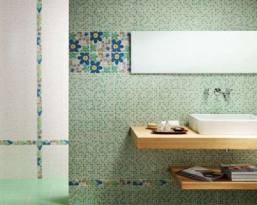 Il mosaico in ceramica Musiva di Del Conca