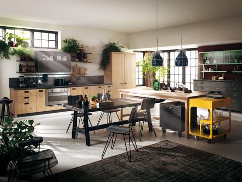 Diesel Social Kitchen di Scavolini