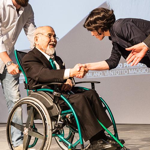 Premio alla carriera per Kenji Ekuan