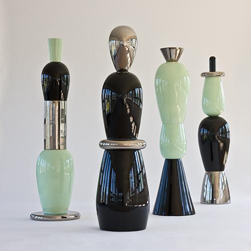 12  Colonne, ceramiche H180, Superego ediszioni, 2008