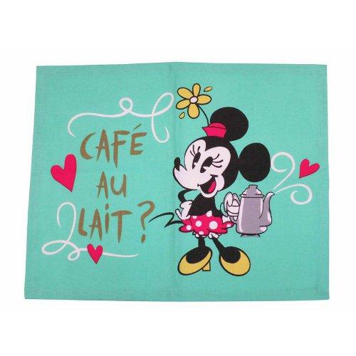Minnie è la protagonista del divertente set da cucina Disney composto da grembiule (9,90 euro), presina (2,90 euro) e tovaglietta da colazione (4,90 euro)