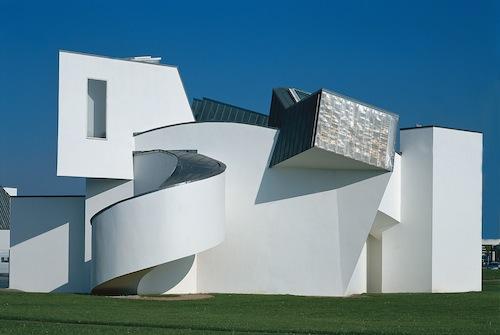 Weil am Rhein (Basilea), Vitra Design Museum, Frank Gehry, 1989 © Vitra Design Museum. Foto di Thomas Dix
