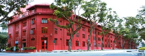 Red Dot Design Museum, Singapore