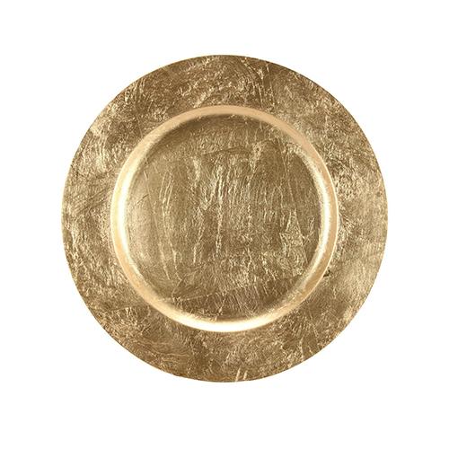 Su Dalani un set di piatti in plastica, pratico e ideale per servire stuzzichini e dolci anche ai più piccoli senza rinunciare all'eleganza dei riflessi color oro (set di 6 piatti in plastica oro Simon, circa 17 euro)