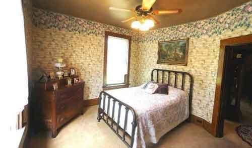 La camera da letto. Credits: Re/Max International