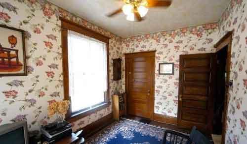 Un'altra stanza della casa, molto luminosa e arredata con cura. Credits: Re/Max International
