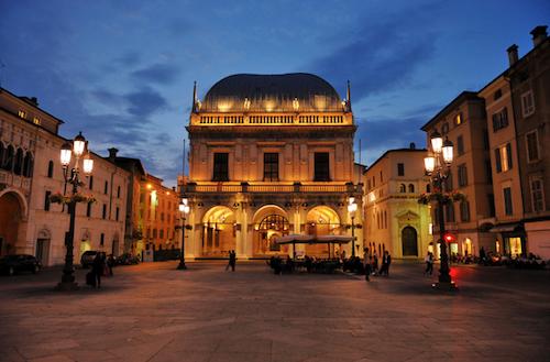 Al settimo posto Brescia, un centro storico elegante, eventi culturali e prezzi mediamente bassi