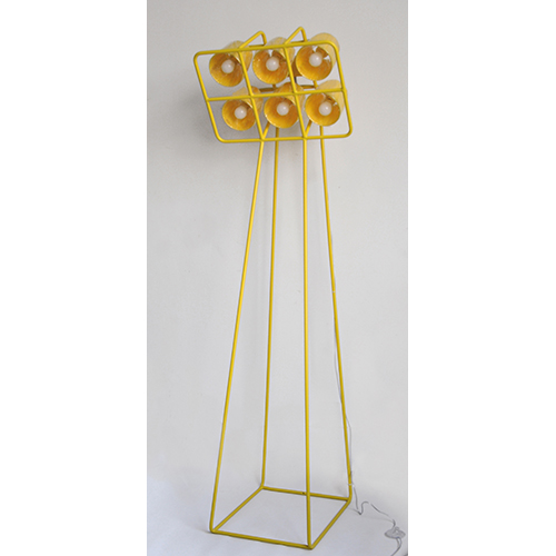 X Factor: lampade Multilamp di Seletti