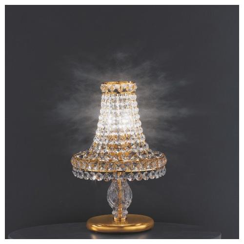 Ballando con le  Stelle: lampada da tavolo di Voltolina