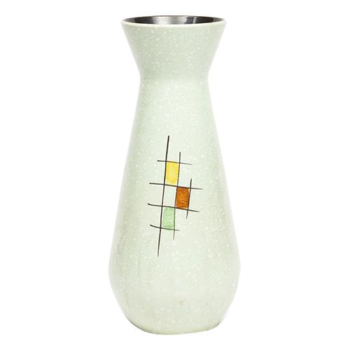 Grande vaso in ceramica anni Cinquanta. Un pezzo unico dal sapore vintage in vendita su dalani.it (45 euro)