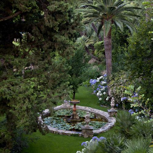 Giardini Villa Pergola