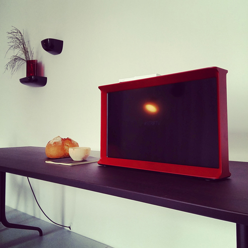 TV SUHD 2016 di Ronan & Erwan Bouroullec per Samsung