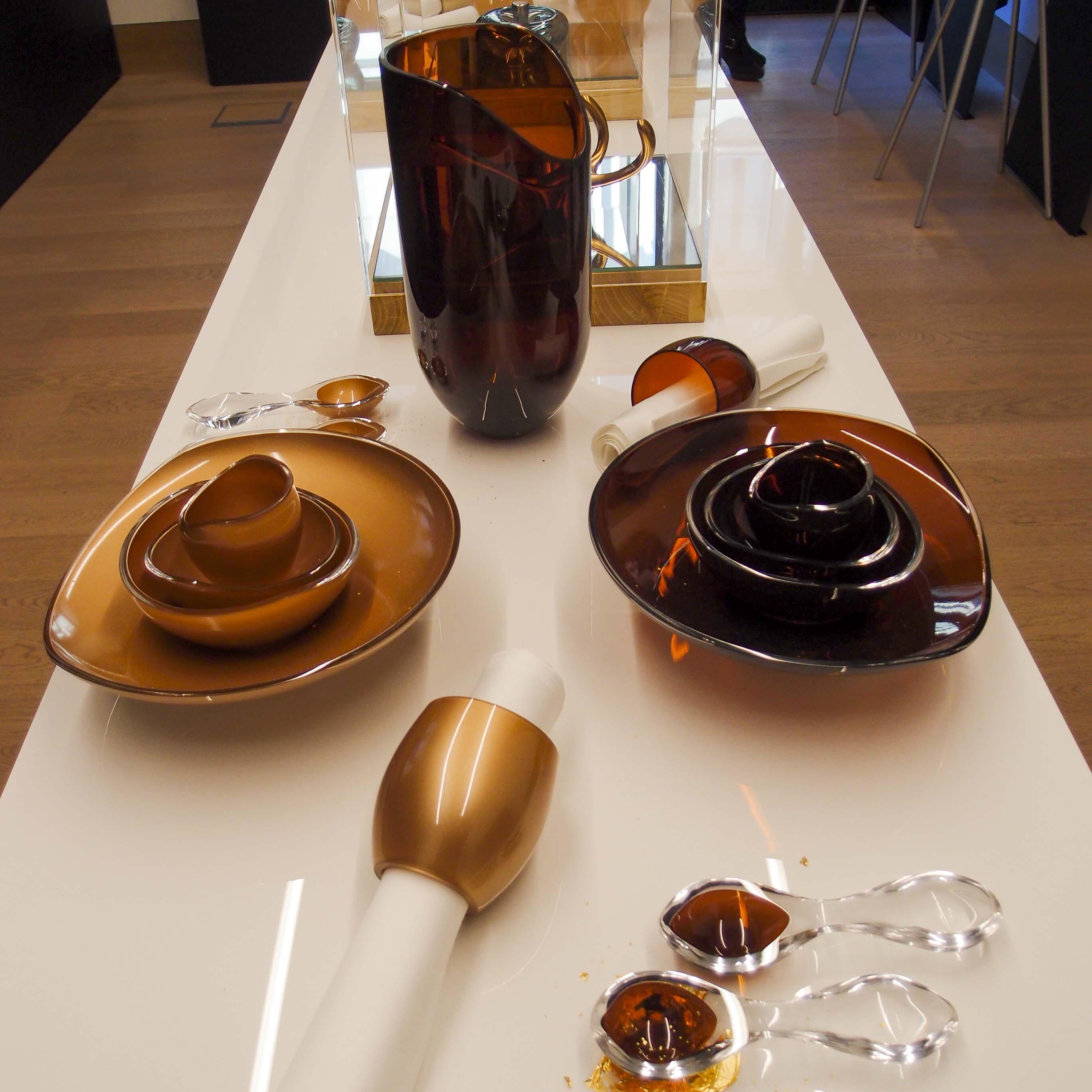 Masterly, The Dutch in Milan: accessori per la tavola di Carina Riezebos