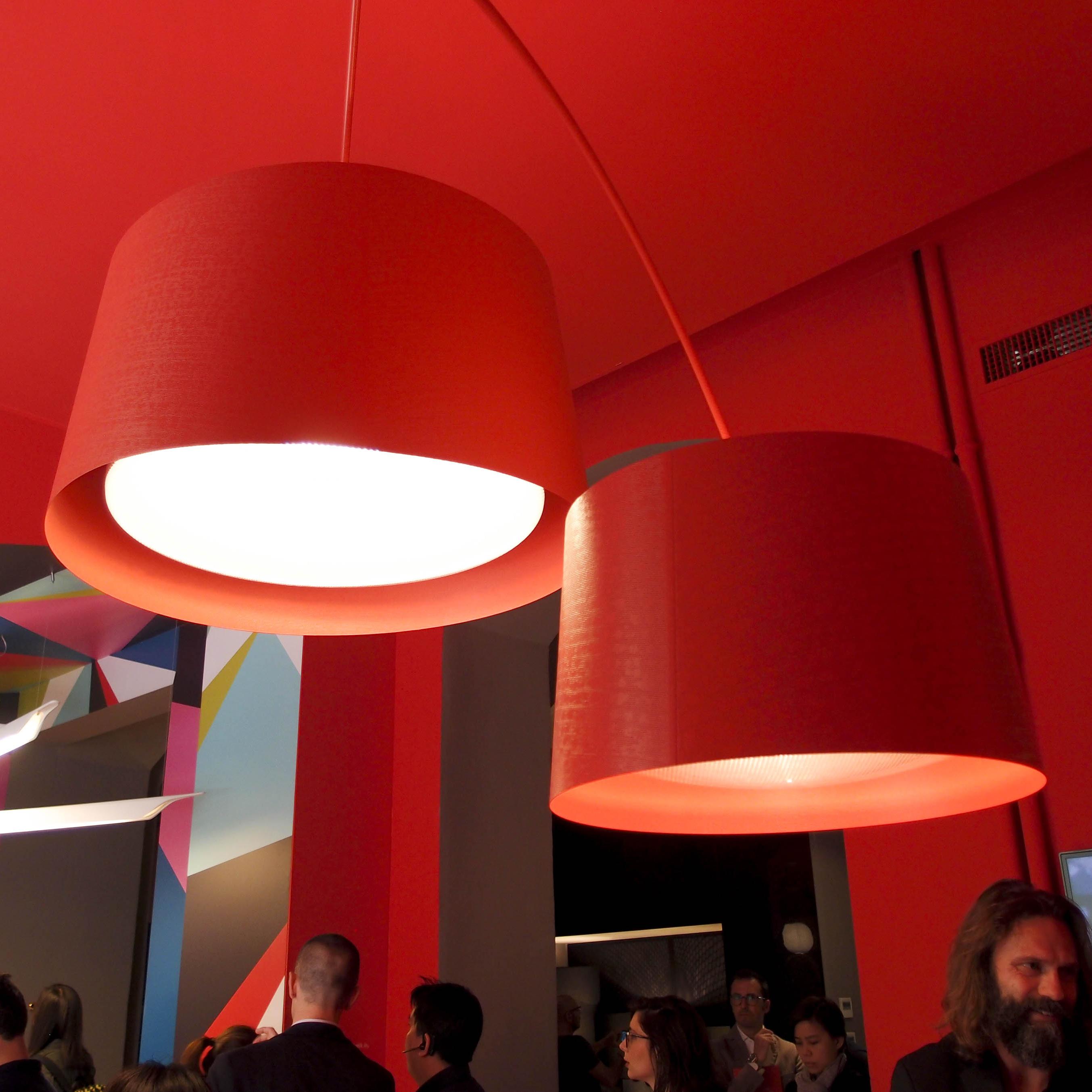 Foscarini: lampade Twiggy in dimensioni maxi