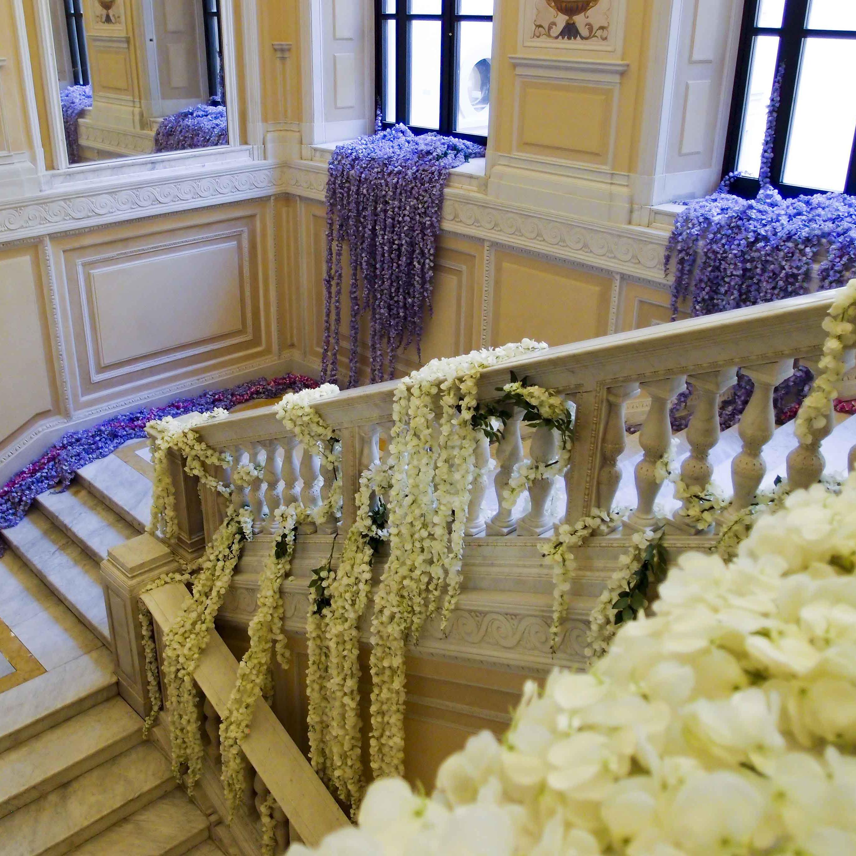 Masterly, The Dutch in Milan: uno scalone di Palazzo Turati