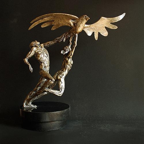 Trofeo della pace di Laura Cretara, categoria Metalli