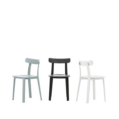 Miglior prodotto/Sedute -Imbottiti: All Plastic Chair, Jasper Morrison, Vitra