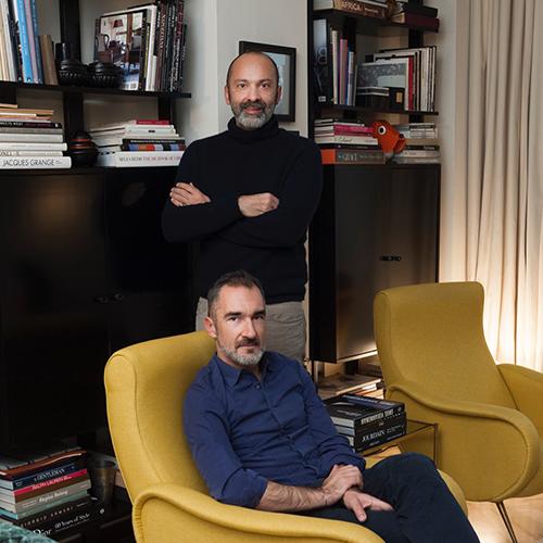 """Premio speciale Banca Intesa Sanpaolo a Simone Ciarmoli e Miguel Queda di CQS Studio per la direzione artistica di """"Before Design: Classic"""""""