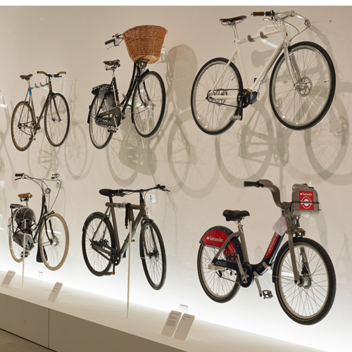 Cycle Revolution, Design Museum, Londra