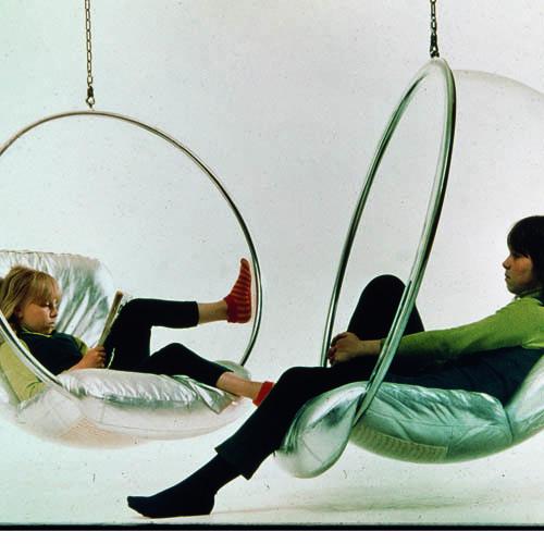 The Eero Aarnio Exhibition, Designmuseo, Helsinki