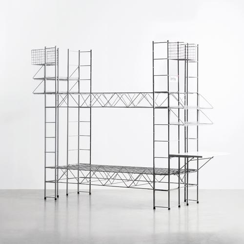 Bruno Munari, Abitacolo (1971), collezione permanente presso il Museo del design 1880-1980 a Milano