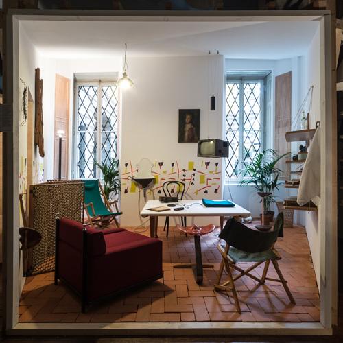 Dimensione domestica, presso la Fondazione Achille Castiglioni di Milano (piazza Castello 27), fino al 30 ottobre