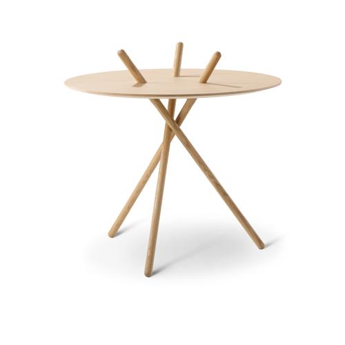 Cecilie Manz, Micado table for Fredercia Furniture, nuova esposizione permanente presso il Designmuseum Danmark di Copenhagen