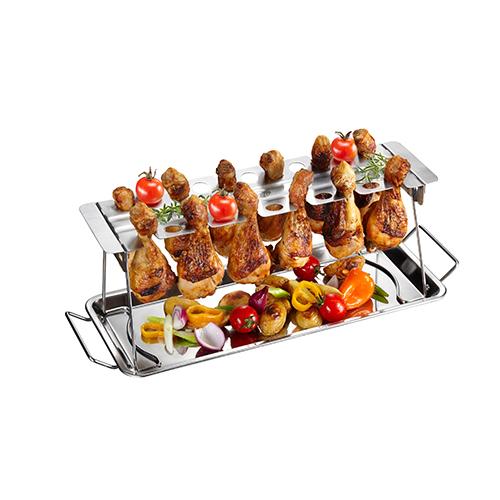 Supporto per cosce di pollo di Gefu (circa 31.70 euro)