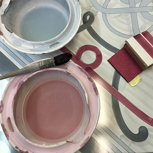 Foulards di Ceramica Francesco De Maio