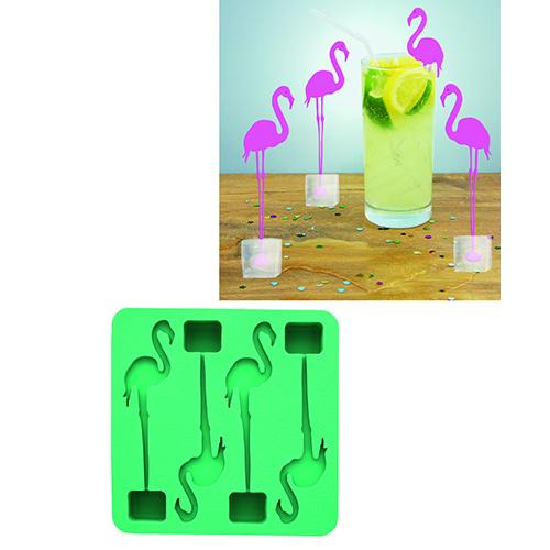 Set formine per quattro ghiaccioli in silicone di Maiuguali (15.60 euro)