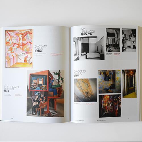 Il libro raccoglie i progetti dagli anni Venti ad oggi: un secolo di stanze da abitare scelte tra quelle immaginate dai grandi maestri dell'architettura italiana