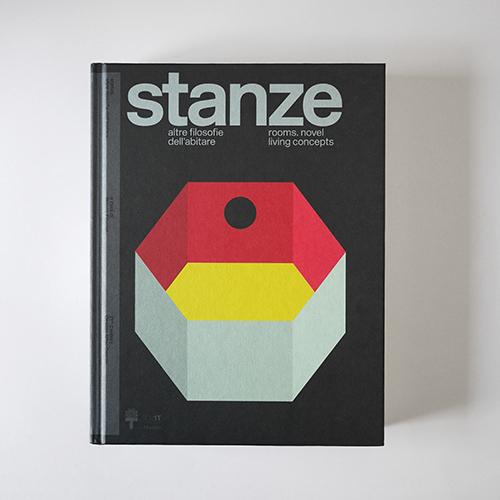 """La copertina del libro """"Stanze. Altre filosofie dell'abitare""""  edito da Marsilio e disponibile da settembre 2016"""