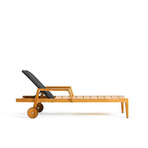Come Costruire Una Sdraio.Sdraiati Al Sole I Lettini Casa Design