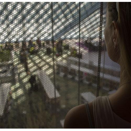 Una scena tratta dal film <em>Rem,</em> diretto da Tomas Koolhaas, che  racconta la vita e l'opera di suo padre Rem