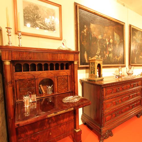 La mostra mercato <em>Antiquariato Nazionale</em> è giunta alla sua trentesima edizione