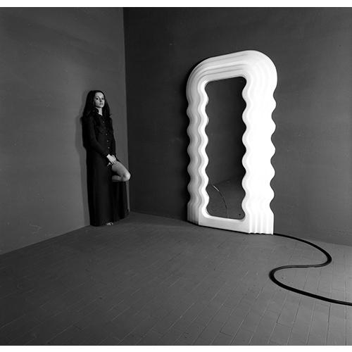 1970 - Specchio Ultrafragola (courtesy Archivio Centro Studi Poltronova)