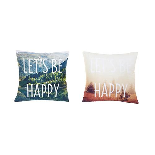 I cuscini, decorativi e anche funzionali, sono una valida soluzione per cambiare aspetto alla propria casa senza spendere grosse cifre. Croff ha realizzato delle stampe che ricordano i tipici paesaggi autunnali