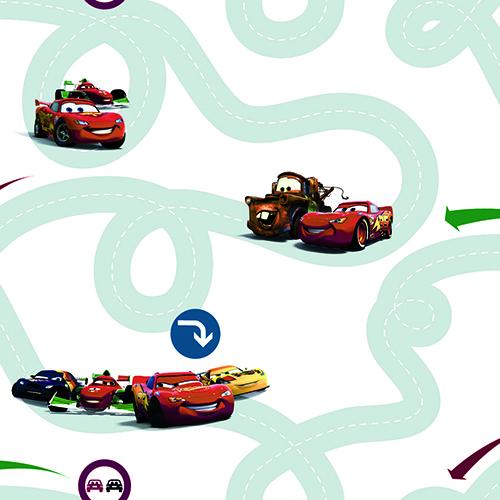 Cars Disney di Leroy Merlin