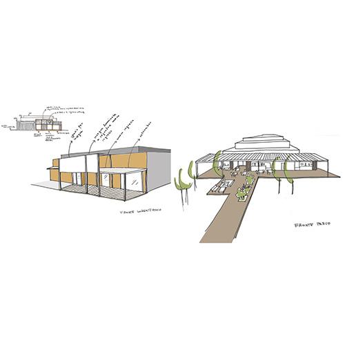 Suggestioni progettuali: il mercato comunale