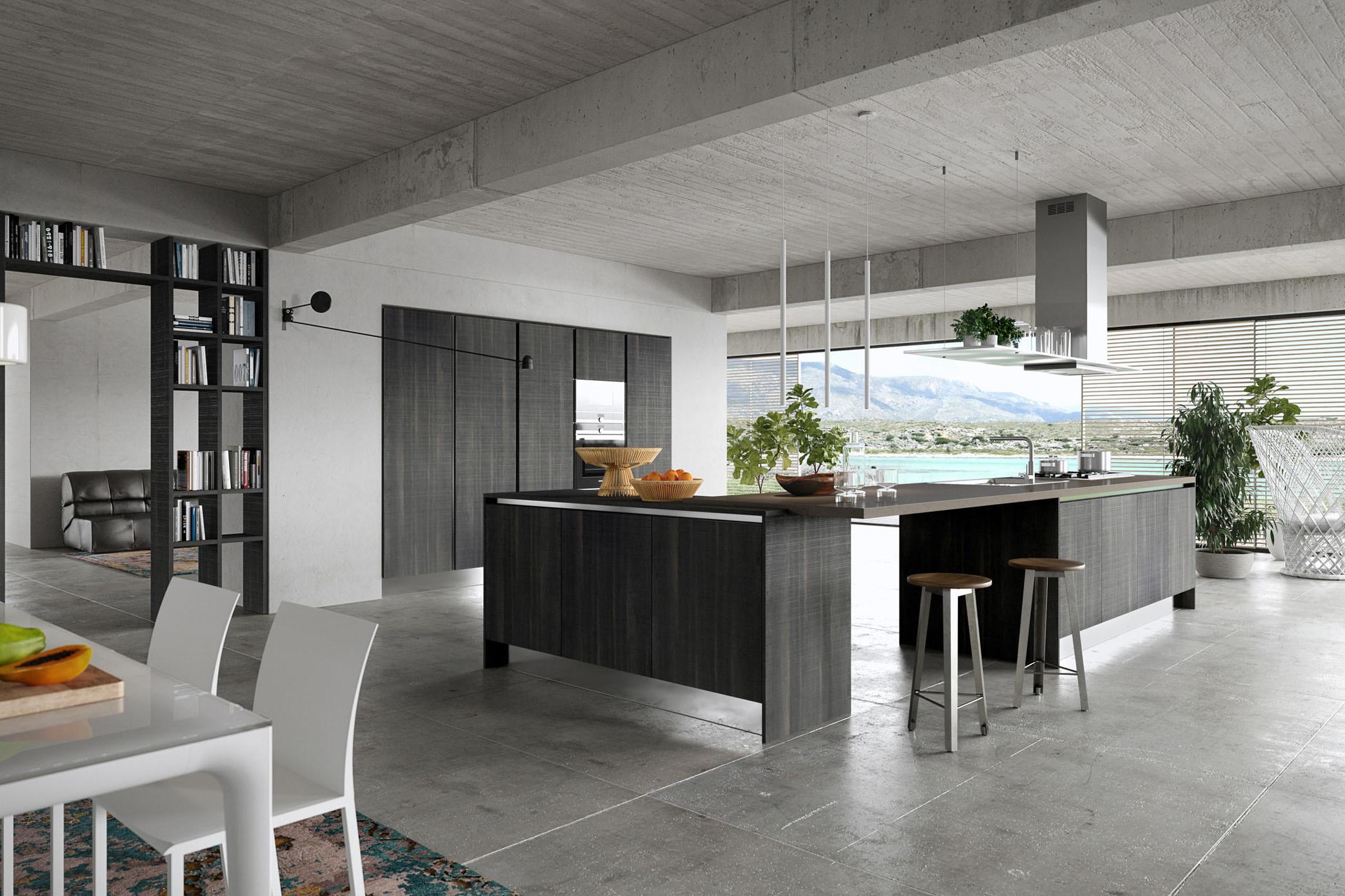 Cucine, tutti pazzi per l\'isola - Casa & Design