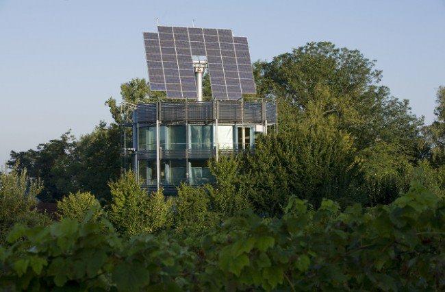 1. La casa ecosostenibile