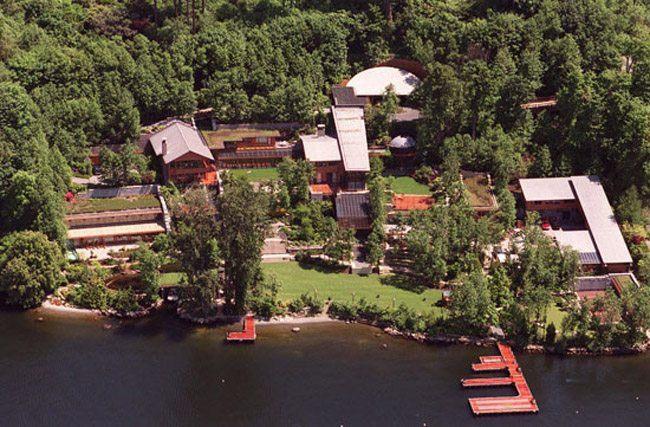 6. La casa di Bill Gates