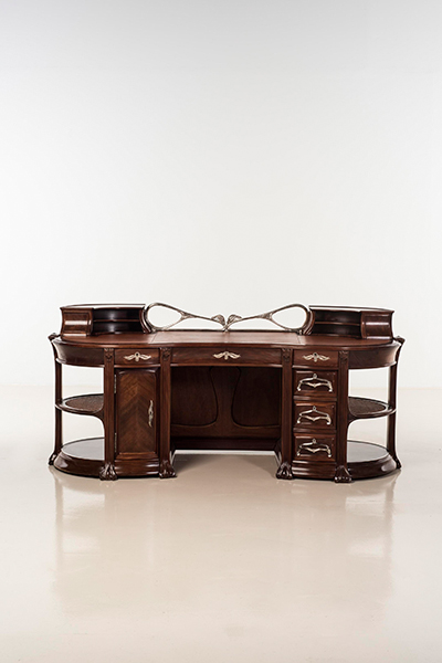 Abel Landry (1871-1923), scrivania, circa 1902