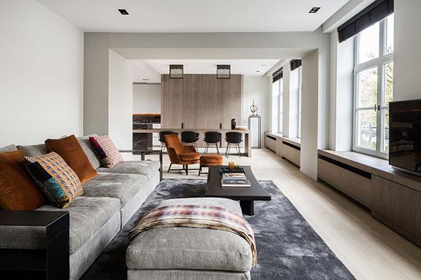 Casa privata a Bruges, progetto Juma architects, foto Cafeine