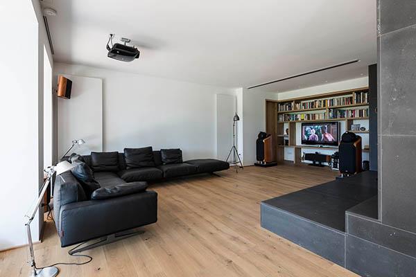 Casa privata a San Donà di Piave, progetto C&P architetti, foto Luca Casonato