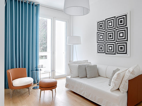 Casa privata a Como, progetto Ts design, foto Sergey Ananiev