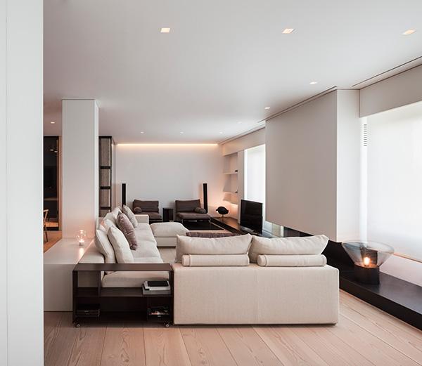 Casa privata a Siviglia, progetto Francesc Rifè, foto Fernando Alda