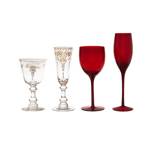 Collezione di bicchieri di Coincasa (da 4,90 euro)