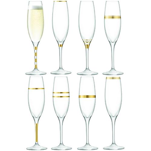 Flûte da champagne di Lsa International (110 euro)